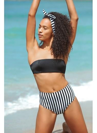 Deep Beach Bato Bikini Altı Renkli